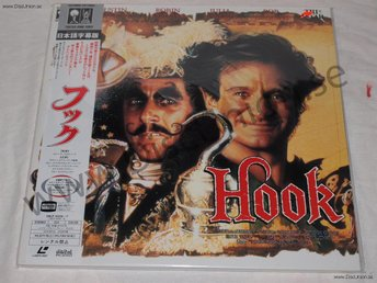 HOOK - WIDESCREEN JAPAN LD