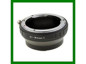 Nikon AI Lens till Nikon 1 N1 Mount Adapter for Nikon J1 V1