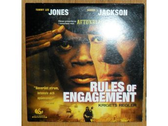 DVD--RULES OF ENGAGEMENT