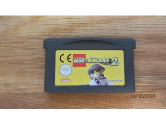 LEGO RACERS 2 till Game boy Advance GBA SCN