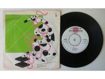 "IAN DURY 'Hit Me With Your Rhythm Stick' UK 7"" - Bröndby - IAN DURY 'Hit Me With Your Rhythm Stick' UK 7"" - Bröndby"