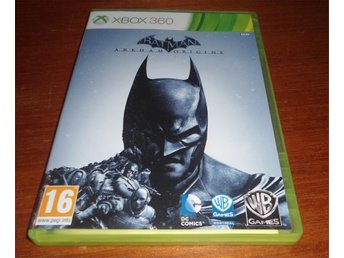 Batman Arkham Orgins - Xbox 360