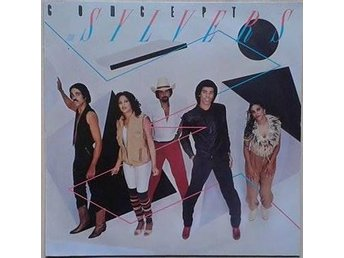 The Sylvers title*  Concept* Disco Germany LP