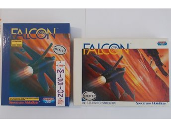 Atari ST: Falcon Falcon the Mission! - Linköping - Atari ST: Falcon Falcon the Mission! - Linköping