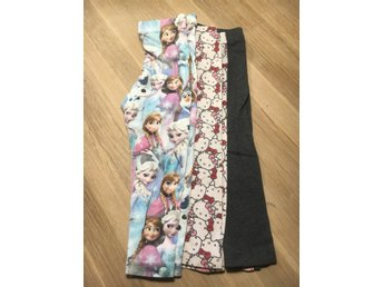 Tre tights, Hello Kitty o Frost stl 86/92