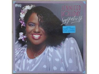 Jennifer Holliday title* Say You Love Me* Synth-pop, Soul, Disco LP EU - Hägersten - Jennifer Holliday title* Say You Love Me* Synth-pop, Soul, Disco LP EU - Hägersten