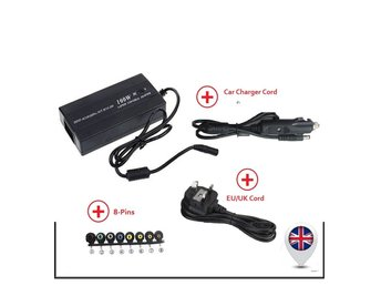 Power Supply Universal Adapter Charger for Multi Laptop Notebook