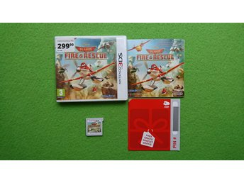 Planes Fire & Rescue Nintendo 3DS
