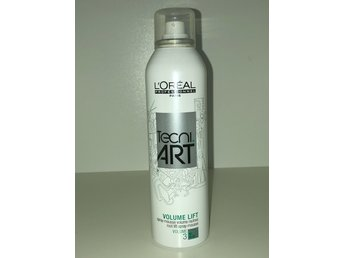 Loreal/Loreal Professional/Hår/Hårstylng/Spray/mousse/Volume/250ml