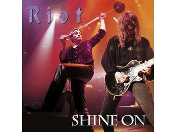 Riot: Shine on 1998 (Digi) (CD + DVD)