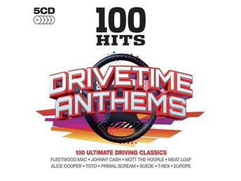 100 Hits / Drivetime Anthems (5 CD)