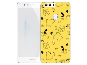 Huawei Honor 8 Skal Hundmönster