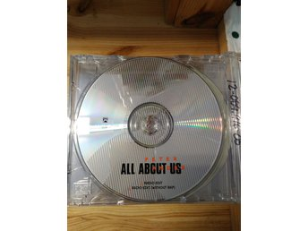 Peter Andre - All About Us, CD, Promo