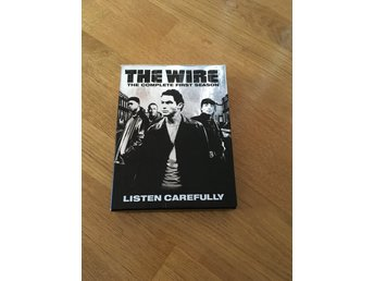 The Wire- säsong 1-3