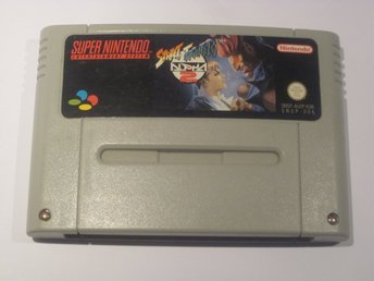 Street Fighter Alpha 2 till Super Nintendo SNES