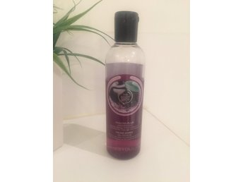 The body shop frosted plum- shower gel 250ml