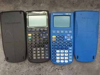 Texas instruments TI-82 & TI-83 (styckpris)