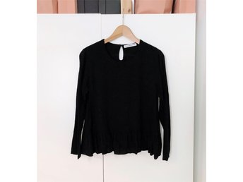 Rodebjer Lindy Blus med volang