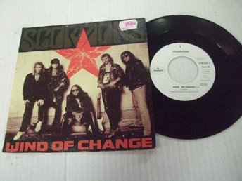Scorpions Wind of change+1