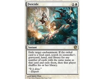 Magic the Gathering - Journey into Nyx - Deicide - FOIL