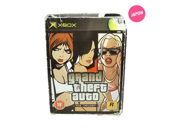"Grand Theft Auto: The Trilogy ""Thug Life-edition"" (EUR / XBOX)"
