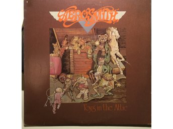 Aerosmith - Toys In The Attic (US)