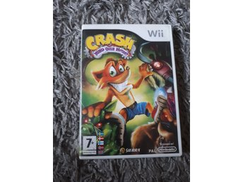 Crash mind over mutant wii