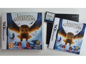 Legend of the Guardians: The Owls of Ga'Hoole Nintendo DS
