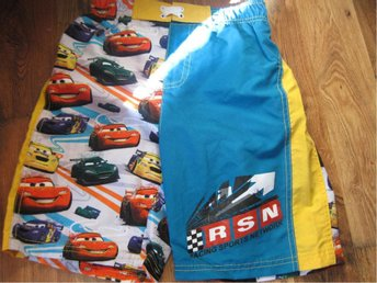 Shorts Badshorts Bad Cars bilar på  8 år  THN