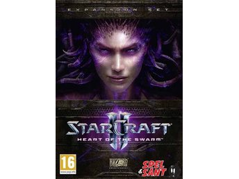 StarCraft II (2) Heart of the Swarm