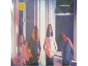MUDHONEY - S/T REMASTERED LP NY MINT