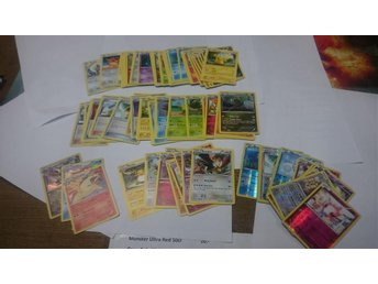 Pokémon tog, 90 olika kort från Break Through - Umeå - Pokémon tog, 90 olika kort från Break Through - Umeå