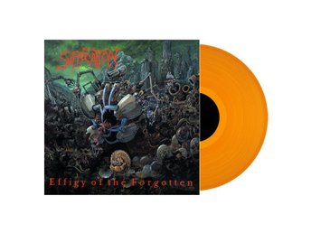 Suffocation - Effigy Of The Forgotten - Orange LP