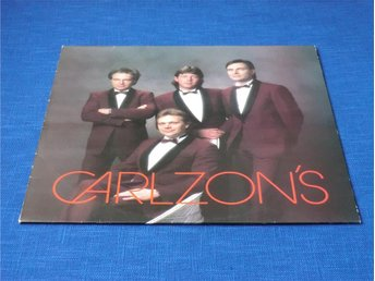 "CARLZON´S: LP, ""SAME"""