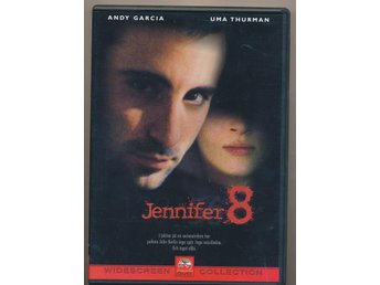 Jennifer 8 (1992) Andy Garcia, Uma Thurman, Lance Henriksen - åmål - Jennifer 8 (1992) Andy Garcia, Uma Thurman, Lance Henriksen - åmål