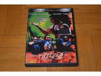 The Tiger ( Adam Baldwin Chang Tseng ) 1999 - DVD - Töre - The Tiger ( Adam Baldwin Chang Tseng ) 1999 - DVD - Töre