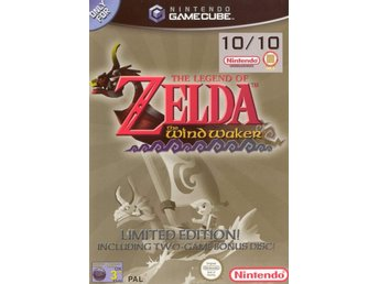 Zelda: Wind Waker: Limited Edition - Gamecube