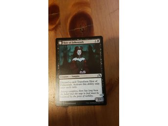 Magic the Gathering - Heir of Falkenrath (NM)