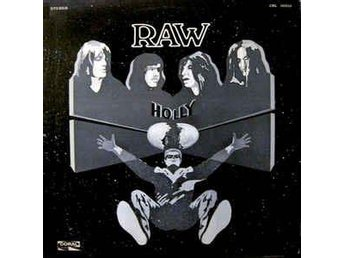 Raw - Raw Holly (LP, vinyl)