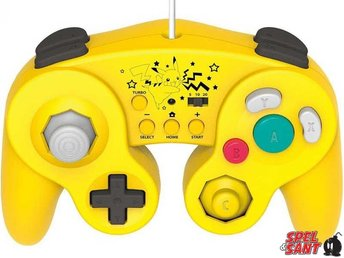 Hori Gamecube Battle Pad (Pikachu)