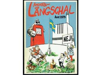 Anders Långschal Året 1979 (Tecknar-Anders) - Köping - Anders Långschal Året 1979 (Tecknar-Anders) - Köping