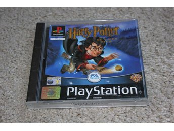 Harry Potter - De vises sten till PS1