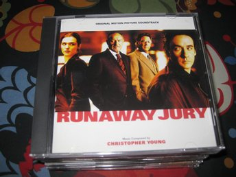 CHRISTOPHER YOUNG:S SCORE RUNAWAY JURY