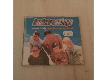BACKSTREET BOYS .EVERYBODY. (CD)