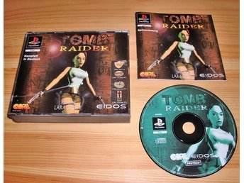 PS: Tomb Raider