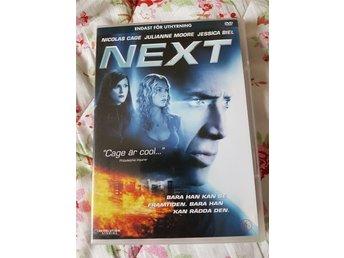 Next DVD, NY! Svensk text - Göteborg - Next DVD, NY! Svensk text - Göteborg