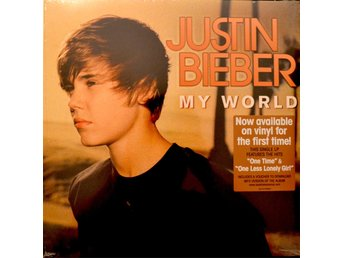 Justin Bieber - My World LP NY