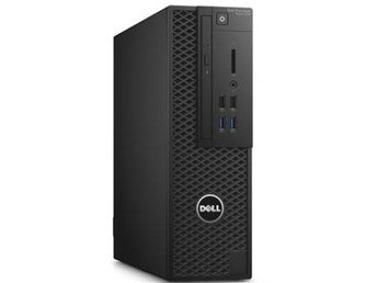 Dell Precision T3420 E3-1220 v5 16GB 256GB SSD Quadro P600 DVD RW 1Y PS NBD