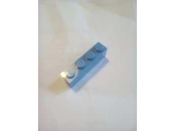 lego ny medium blue blå 4163696 1x4 bas