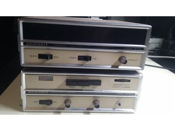 IB-101, IB-102, Frequency Counter, Frequency Scaler